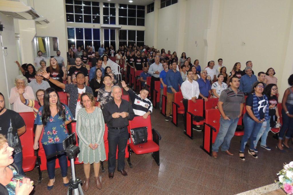 Culto de Adoração_IEC Ponte Seca 2